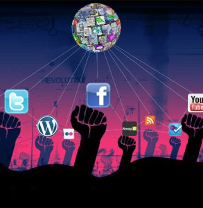 Public Sphere influenced by social networks.